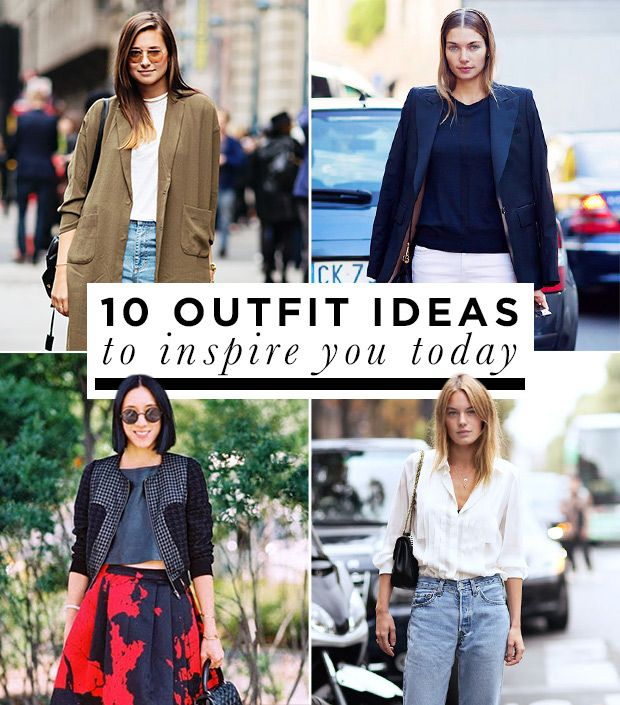 Awesome Outfit Ideas To Get You Through The Next 10 Days