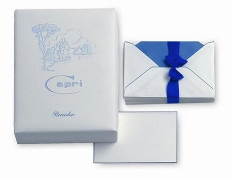 Pineider  Capri Stationery