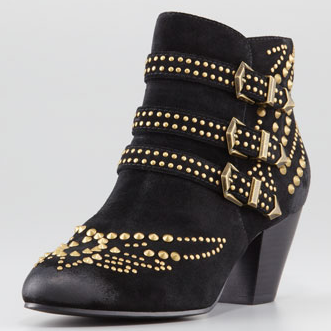 Ash Joyce Studded Ankle Boot