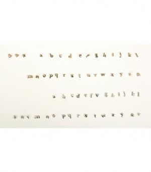 Catbird  Catbird Alphabet Earrings