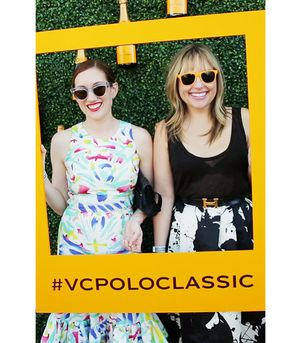 The Must-See Looks From The Veuve Clicquot Polo Classic