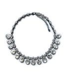 Zara Zara Crystal Drop Necklace