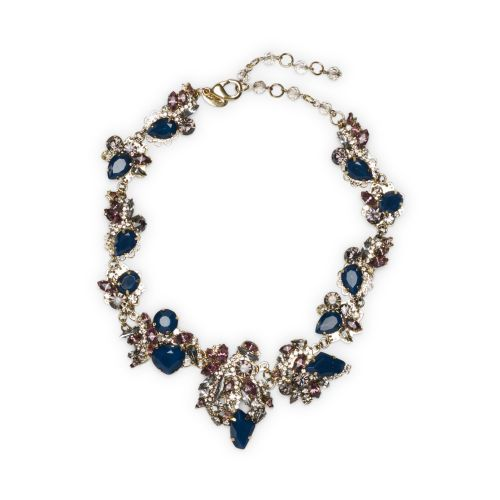 Erickson Beamon  Erickson Beamon Navy Necklace