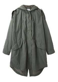 Steven Alan  Droptail Military Parka
