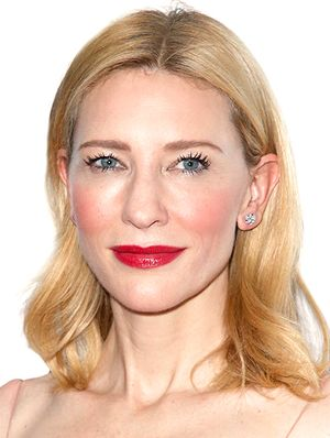 Steal Cate Blanchett's Rosy Look