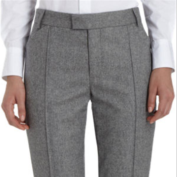 Band of Outsiders  Cuffed Pants
