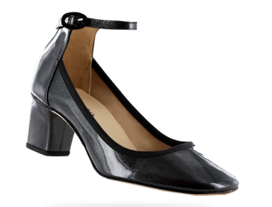 Repetto  Mary Jane Tina Ankle Strap Heels