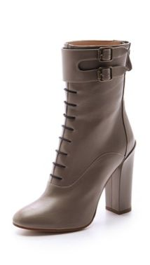 Paul Andrew Paul Andrew Orion Lace Up Booties