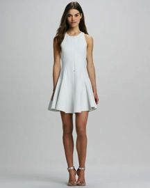 Theory  Ceela Fit-and-Flare Dress