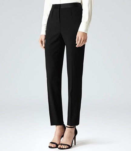 Reiss  Dion Tuxedo Trousers