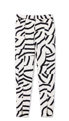 Tibi  Maze Slim Pant