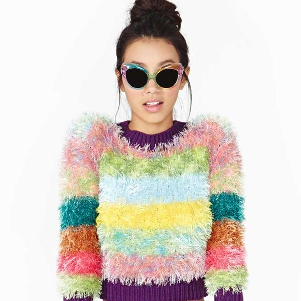 UNIF UNIF Furby Sweater
