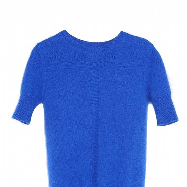 ICB  ICB Super Plush Angora Sweater