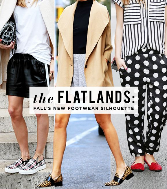 Bye Bye Ballet Slippers, There's a New Crop of Flats in Town