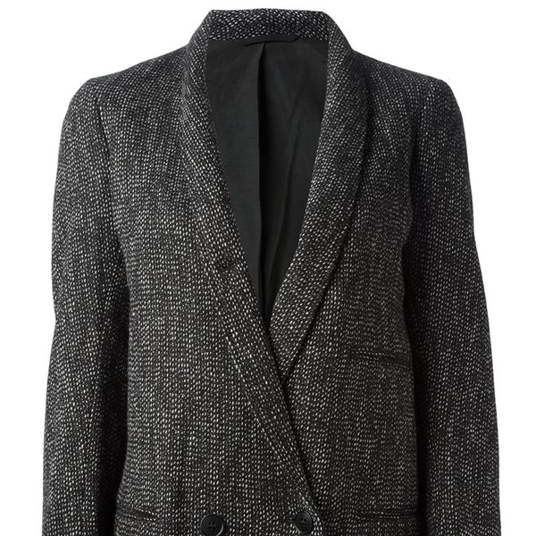 Christophe Lemaire  Christophe Lemaire Double Breasted Jacket