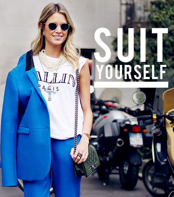 How To Find The Right Suit For Your Body