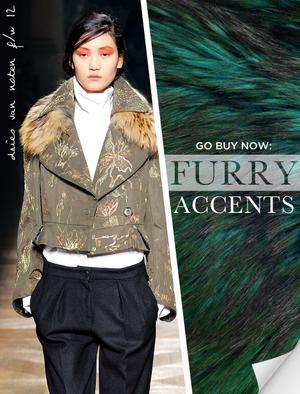 Furry Trim
