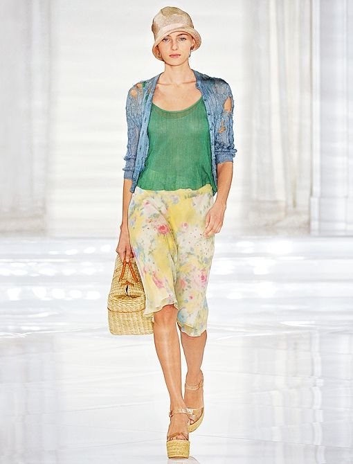 Spring/Summer 2012Image courtesy of Ralph Lauren Collection