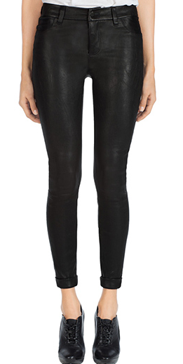 J Brand  Anja Leather Pants