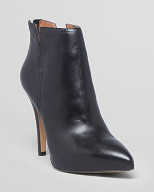 Corso Como  Alexandra Pointed Toe Platform Dress Booties
