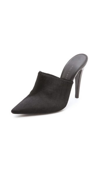 Jenni Kayne  Haircalf Mules