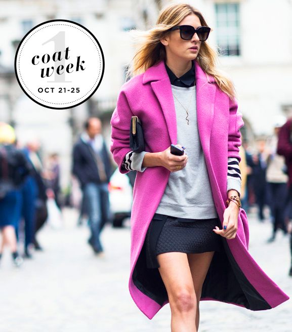The Eye-Catching Outerwear Trend You Need To Try Now