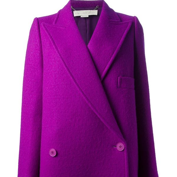 Stella McCartney  Allison Coat