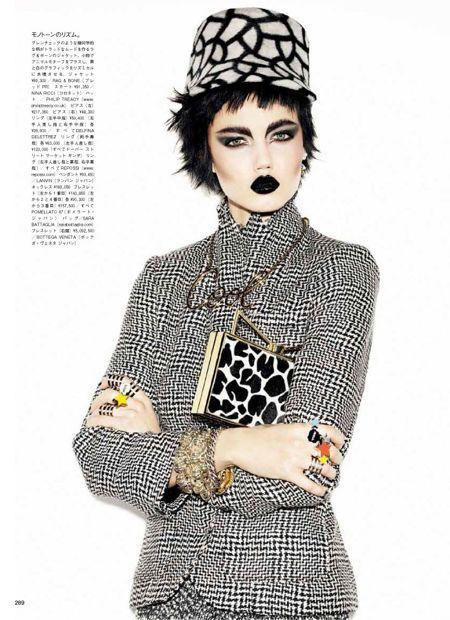 Vogue Japan, November 2013