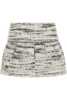Isabel Marant  Itamy Boucle Mini Skirt