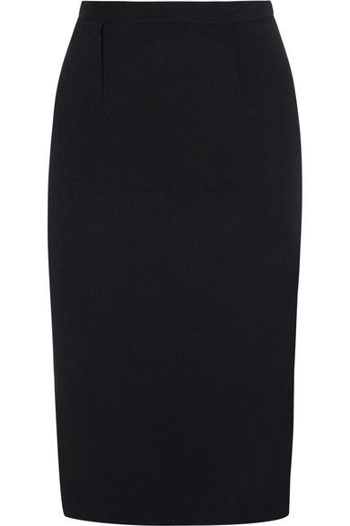 Roland Mouret  Inca Crepe Pencil Skirt