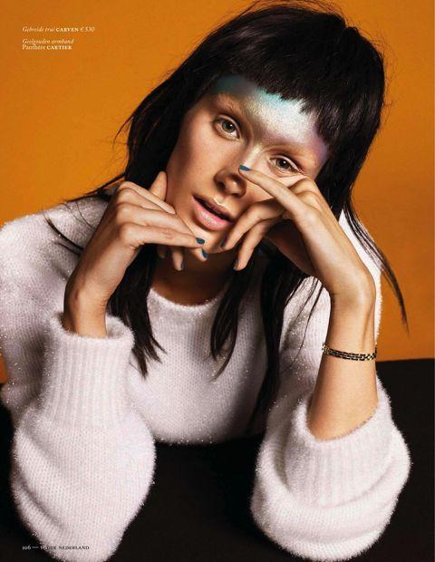Vogue Netherlands, November 2013