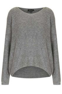 Topshop Topshop Knitted Clean Rib Jumper