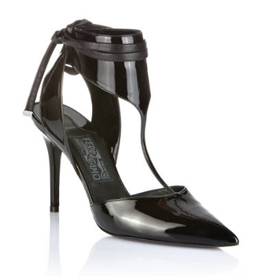 Salvatore Fereragamo  T-Strap Pumps