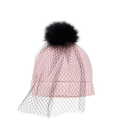Kate Spade Fit To Be Tied Veil Hat