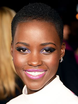 Lupita Nyong'o's Makeup Artist On Her Rule-Breaking Look