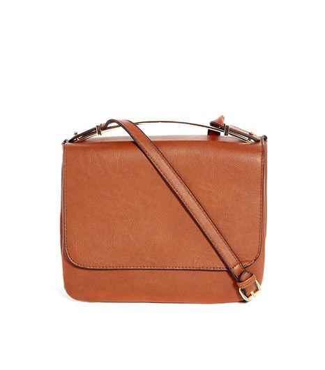 ASOS Bag With Curved Handle