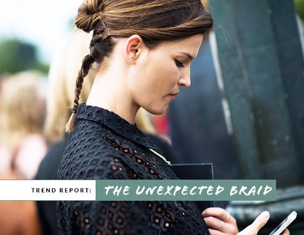 9 New Ways To Wear a Braid