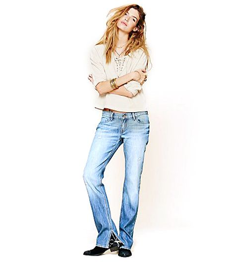 Free People Monaghan Relaxed Skinny