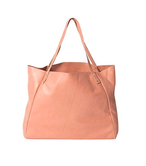 American Apparel L'epicier Leather Bag