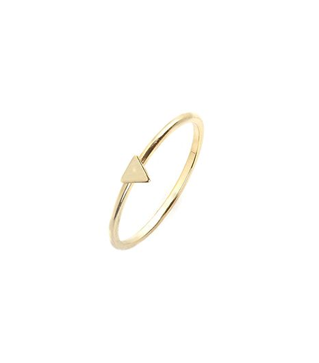 Baublebar Tiny Triangle Ring