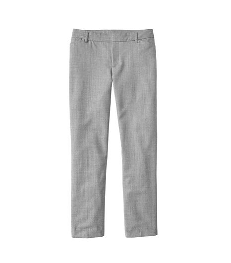 Gap Slim Cropped Wool Pants