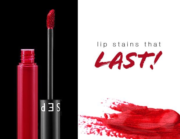 Want Staying Power? These Lip Stains Won't Budge.