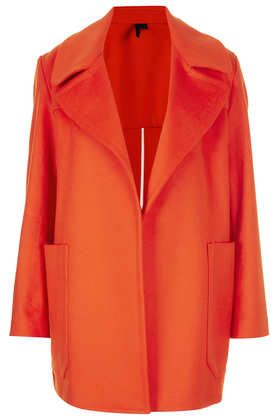 Topshop by Boutique  Wool Coat