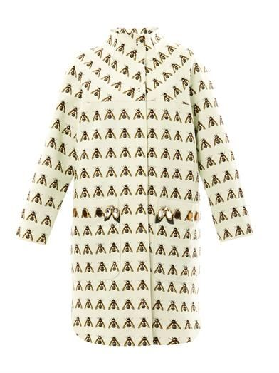Mother of Pearl  Mintha Bu-Print Coat