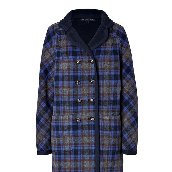 Marc by Marc Jacobs Wool Gable Coat
