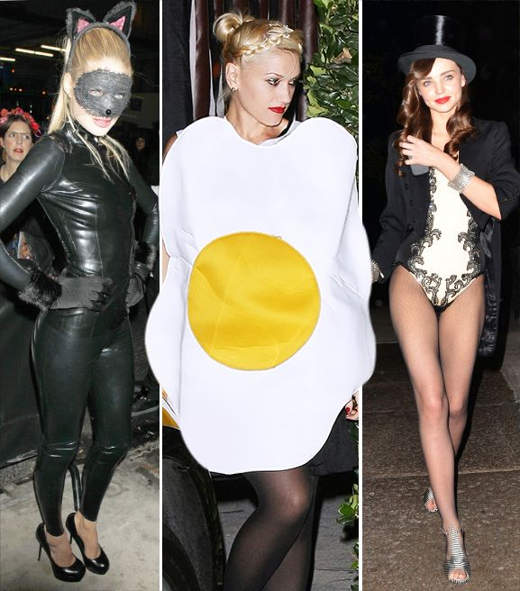 The Best Celebrity Halloween Costumes: Sexy, Spooky, and Just Plain Weird