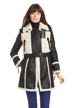McGinn  Women's Marlie Shearling Coat