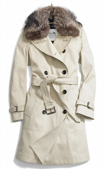 Coach  Winter Classic Long Trench