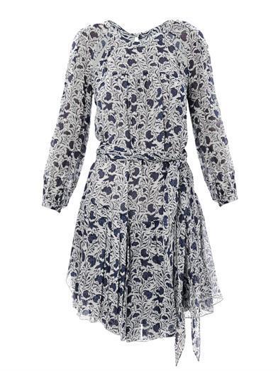 Isabel Marant Étoile  Isabel Marant Étoile Drewett Floral-Print Dress
