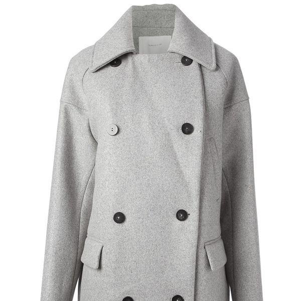 Surface to Air  Maple Melton Coat